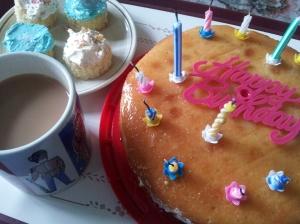 suzanna bain lemon cake tea